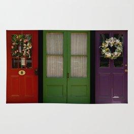 Doors of Clinton Rug