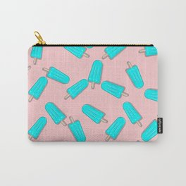 CUTE SUMMER PASTEL ICE CREAM PATTERN Carry-All Pouch