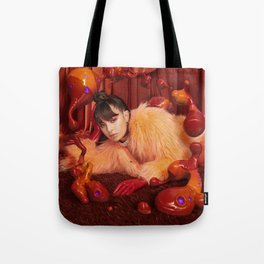 Charli XCX Girls Night Out Tote Bag