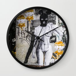 FA-SHION Wall Clock