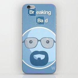 Breaking Bad Blue Sky Version iPhone Skin