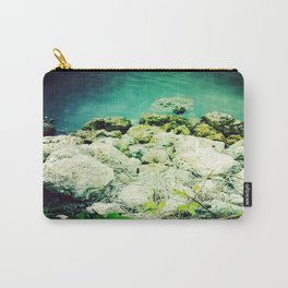 blue lagoon Carry-All Pouch