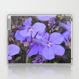 Crystal Lobelia Laptop & iPad Skin