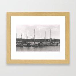 the lot Framed Art Print