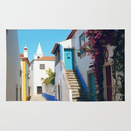 Obidos, Portugal (RR 175) Analog 6x6 odak Ektar 100 Rug