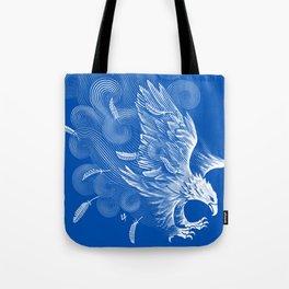 Windy Wings Tote Bag