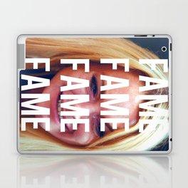 FAME - LINDSAY LOHAN Laptop & iPad Skin