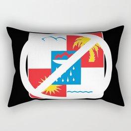 Boycott Sochi Rectangular Pillow