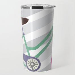 Petal Pusher Bike Travel Mug