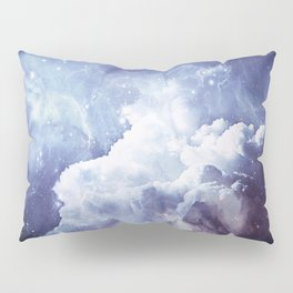 A Sky Made of Diamonds Pillow Sham