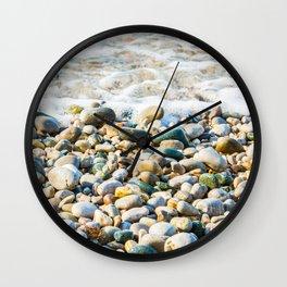 Seastones Wall Clock