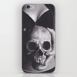 Flesh and Bone iPhone Skin