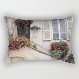 Urban Garden - France Rectangular Pillow