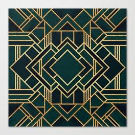 Art Deco 2 Canvas Print