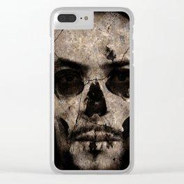 Innere Werte Clear iPhone Case