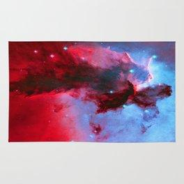 Eagle Nebula Stellar Spire Rug