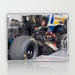 The Engine Whisperer Laptop & iPad Skin