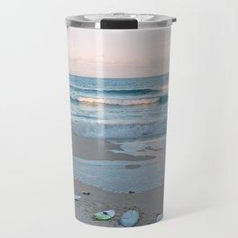 Sunset surf Travel Mug