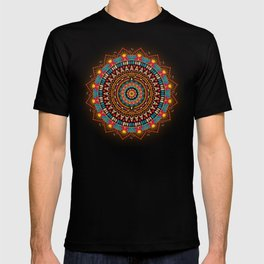 Crystalline Harmonics - Tribal T-shirt