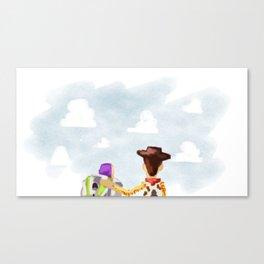ToyStory Canvas Print