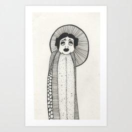 Arte Nuevo Art Print