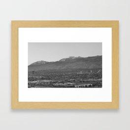 Reno Framed Art Print
