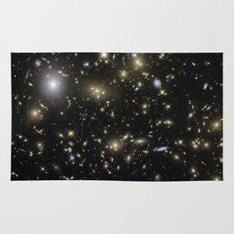 Galaxy Cluster MACSJ0717.5+3745 Rug