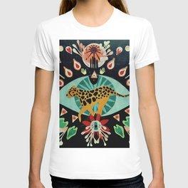 Third Eye Zodiac, Leo T-shirt