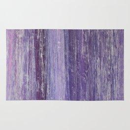 Purple Woodland Rug