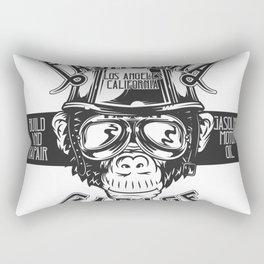 Pasadena Garage Rectangular Pillow