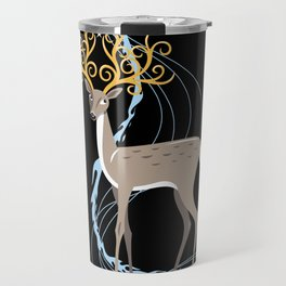 Deer Star Travel Mug