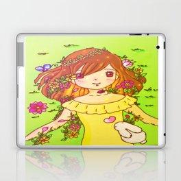 Peace in my heart Laptop & iPad Skin