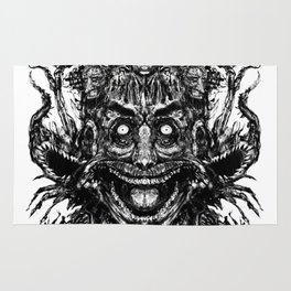 A Mad Mans Mysteries Rug