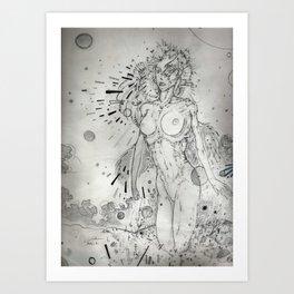 fem Art Print