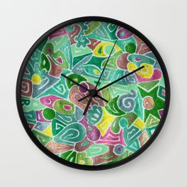 Verna Wall Clock