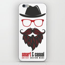 Smart & Casual iPhone Skin