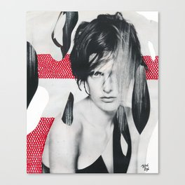 Disturbed Canvas Print