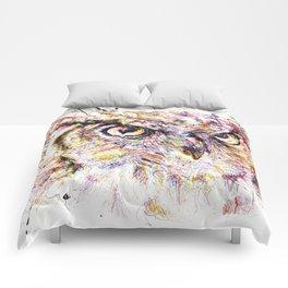 Owl // Ahmyo Comforters