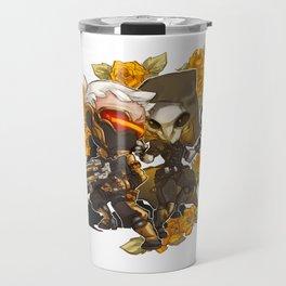 R76 Love Blossom Travel Mug