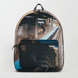 Railway station Backpack