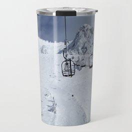 Mammoth Mountain: Chair 14 Travel Mug