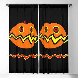 Citrouille 02 Blackout Curtain