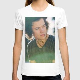 Harry Styles Punk Edit T-shirt