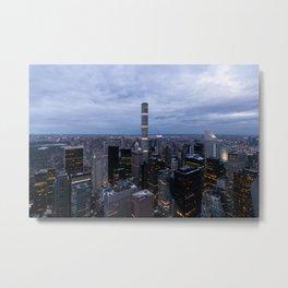 432 Park Avenue Metal Print