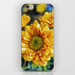 Sunny Flowers iPhone Skin