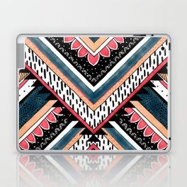 Tribal Geometric Chevron Laptop & iPad Skin