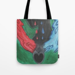 From Thoughts to Emotions Tote Bag