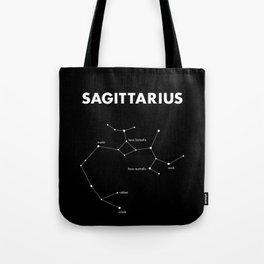 Sagittarius – Star Constellation Tote Bag