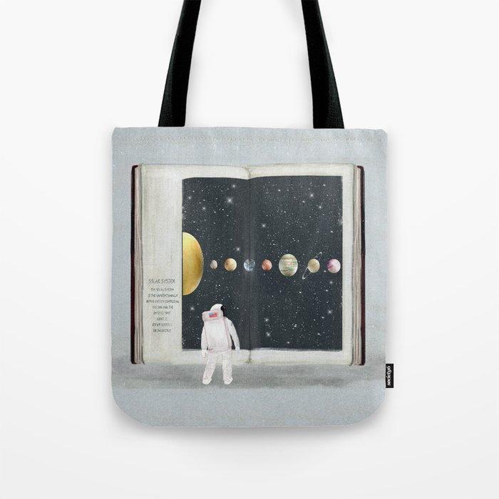 the big book of stars Tote Bag