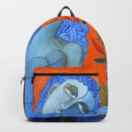 Blue Lovers Backpack